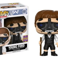 Jual Funko POP! Television Westworld - Robotic Young Ford (SDCC Exclusive) Murah