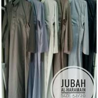 Jual Jubah Al Haramain Dewasa / Jubah Pria Gamis Pria + GRATIS PECI RAJUT Murah
