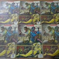 Komik Papua Serial Jaka Sembung by Djair