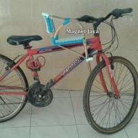 Jual Kursi Bonceng Anak Rotan Sintetis Kursi Bonceng Sepeda Laki - Laki Murah