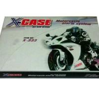 Alarm Motor Anti Maling - Alarm Pengaman Motor - Alarm Motor X-Case
