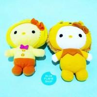 Jual Hello Kitty Happy Meal animal series Murah