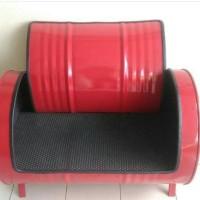 kursi drum dari barang bekas