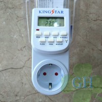 harga Timer Digital Kingstar, Stop Kontak Ks/model 028 Tokopedia.com