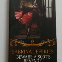 Jual Beware A Scot Revenge - Pembalasan Pria Scotlandia - Sabrina Jeffries Murah
