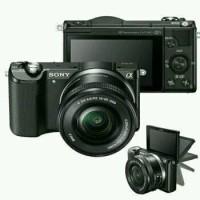 Jual Kamera Mirrorless Sony Alpha A5000 Murah