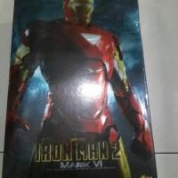 Jual Hot Toys HotToys 1/6 Iron Man 2 Mark VI Murah