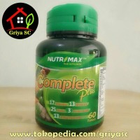 Nutrimax Complete Plus 60 Tablet Vitamin Lengkap