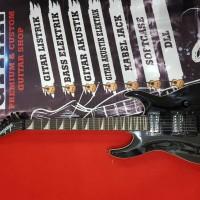 gitar elektrik listrik Jackson dinky Bandung