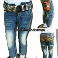 celana jeans anak   size 4 5 & 6 merk choldy   celana panjang  levis