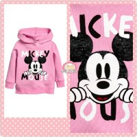 New Arrival H&M Sweetshirt / Sweater Girls Mickey Mouse