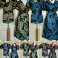 Jual Sarimbit / Batik Couple Dres Kimono Murah