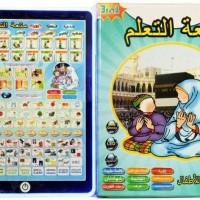 Jual Mainan Anak - Mainan Edukasi Ipad Arab 3 Bahasa Murah