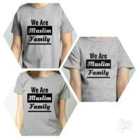 Promo Termurah Kaos Keluarga