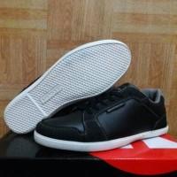 Sepatu Airwalk Hafton Original / Casual / Sneakers / Black / Sekolah
