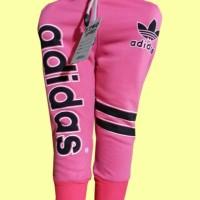 Jual Celana training/ jogger anak Adidas size SS perkiraan usia 0-1 tahun Murah