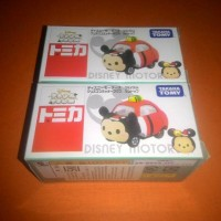 Jual Tomica Takara Tomy Disney Motor Tsum Tsum Christmas Merah Murah