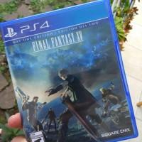Jual Final Fantasy XV - PS4 - All Reg Murah