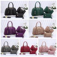 Jual Tas Wanita/ Woman Hand Bag - FOSSIL Behel Studded 3 in 1 Murah