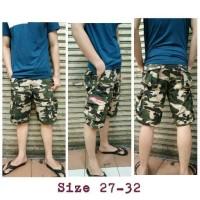 Jual Celana Pendek Pria / Celana Pendek Army Cargo  Murah