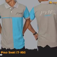 Noragami Polo Shirt (T-161) Murah