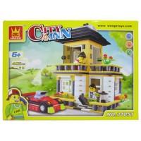 Jual L6521 Lego Wange City Inn 31051 KODE PL6521 Murah