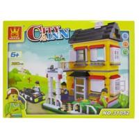 Jual L6525 Lego Wange City Inn 31052 KODE PL6525 Murah
