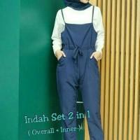 L6598 Indah Set Overall Inner KODE PL6598