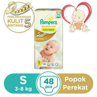 Pampers premium care tape S-48 / S 48 / S48
