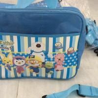 TAS 3IN1 CUSTOM Souvenir Goodie Bag Ulang Tahun Anak Hrga Murah Unik