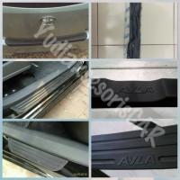 Paket Sillplate Samping dan Belakang Toyota Agya /Daihatsu Ayla