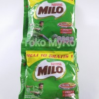 Susu Nestle Milo Activ Go 18Gr
