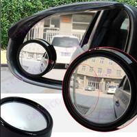 Jual WC-AG6 Cermin Kaca Spion Kecil Mini Cembung Wide Angle Blind Spot Car  Murah
