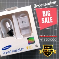 Jual Fast Charger Samsung galaxy note 4 5 S6 S7 original SEIN Murah