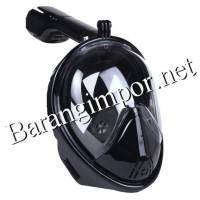Jual Snorkling/snorkle/diving/selam/alat diving/Full Face Snorkling/Gopro Murah