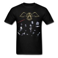 Jual Aerosmith Get Your Wings Tshirt Size M Kaos Band Import Official Merch Murah