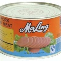 Maling TTS Ham Luncheon Meat 397g