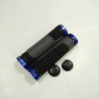 Jual Hand Grip Strummer Gel Double Lock - Blue Murah