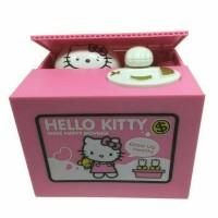 Jual L4101 Celengan Kucing Pencuri Koin Mainan Eduk KODE V4101 Murah