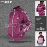 M2268 jaket adidas wanita ladies original bola KODE QE2268