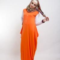 Jual HV9704 DRAPPERY WIDE DRESS KODE BIS9758 Murah