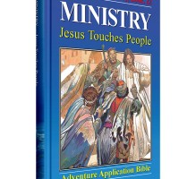 Jual Adventure Story Bible - Ministry: Jesus Touches People [eBook/e-book] Murah