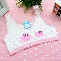 Jual Kids underwear pakaian dalam bra miniset anak remaja hello kitty  HK Murah