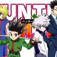 DVD Film Anime Hunter X Hunter Sub Indo (Completed-Movie)
