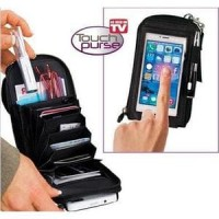 Jual Multifunction Touch Purse Phone Package / Sarung Smartphone Limited Murah