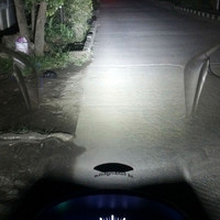 Jual [AKSESORIS MOTOR ] Lampu Motor Halogen Autovision M5 12V 36W Matik Beb Murah