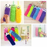 Jual Hand Towel MicroFiber Lap Tangan Cendol / lap tangan boneka (KB) Murah
