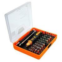 Jual Terlaris Jakemy 53 in 1 Precision Screwdriver Repair Tool Kit - JM-812 Murah