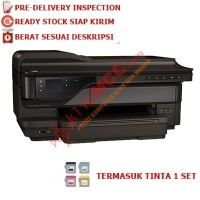[+1 set tinta] Printer A3 HP 7612 Multifungsi Officejet