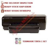 [+1 set tinta] Printer HP A3 Officejet 7110
